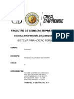 Sistema Finaciero Peruano Uss