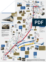 Map Gautrain Buses
