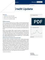 JUL 23 Danske Research Weekly Credit Update
