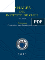 Anales Instituto Chile 2013