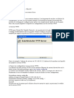Gestion de La Configuration Par TFTP