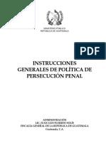 Instrucciones 2005