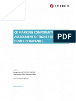 EU Conformity Assessment Routes Whitepaper Emergo