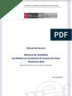 MODULO DE TESORERIA - Conciliacion de cuentas de Enlace.pdf