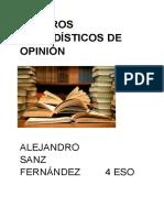 Generosperiodisticosdeopinion. Alejandro