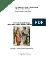 Istoria filosofiei antice