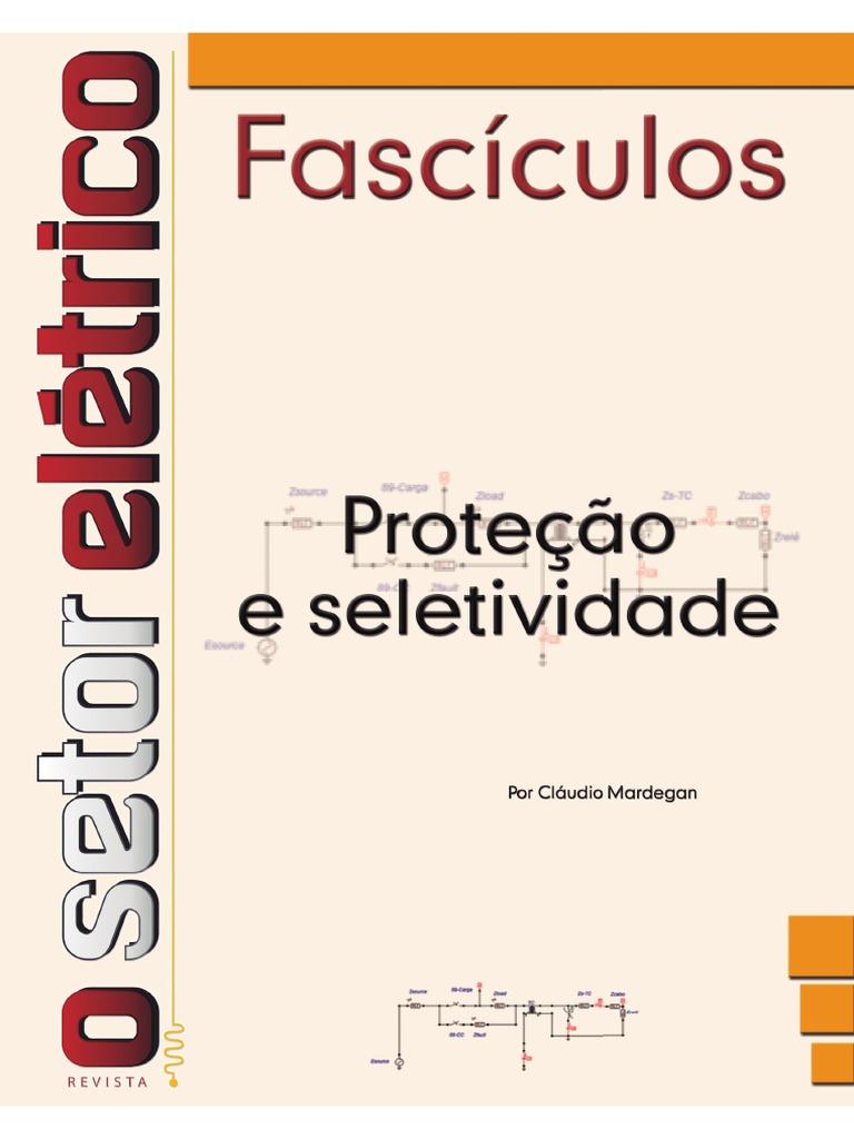 OSetorEletrico Coordenação e Seletividade.pdf 631fe6f4ed