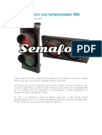 Semaforo Con Temporizador 555