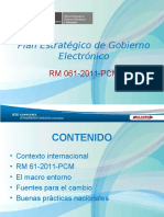 Plan Gob Electronico