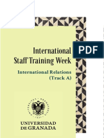Draft Programme (International Relations a Track)