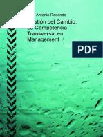 eBook en PDF Gestion Del Cambio La Competencia Transversal en Management