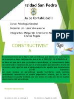 La Escuela Constructivista