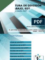 estructurasdetalladadetrabajoedt-120128095249-phpapp01