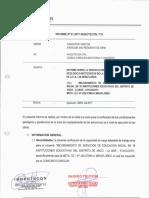 INFORME Miraflores