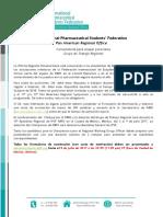 14th IPSF PARO Regional Assembly