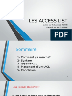 Les Access List