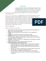 social studies multi-disciplinary paper
