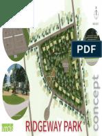 Ridgeway Park Concept Plan May 2017