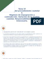 Derecho Procesal Civil III - Tema Vi(1)
