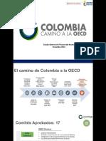 Colombia Camino a La OCDE