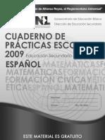 Sec1_espanol-Cuaderno de Practicas