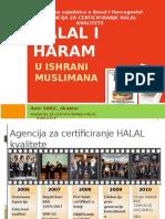 HALAL u Ishrani Muslimana
