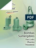 Catalogo Sumergibles Mx
