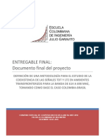 Proyecto ANE Julio Garavito 2016