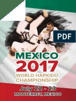 Invitacion Hapkido Cka America