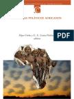 M. Fortes. Evans Pritchard Sistemas Politicos Africanos