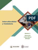 Mód4-Educación Intercultural Bilingüe