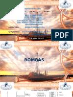 Valvulas de Control, Bombas y Compresores