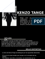 Kenzo Tange Diapositiva