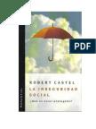 Castel Robert - La Inseguridad Social