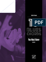 10 Blues Chords