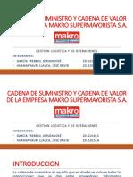 Makro Cadena Suministro