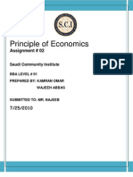 Economics Demand and Supply Questions & Answers