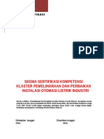 LSP-P1 Pemeliharaan Dan Perbaikan Instalasi Otomasi Listrik Industri