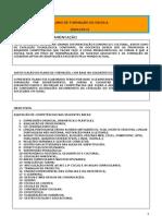 Plano de Formação 2009-2013