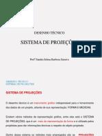 Sistema de Projeções