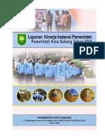 Lakip Kota Sabang 2015
