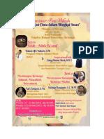 Seminar Pranikah