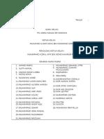 CARTA ORGANISASI & JADUAL BERTUGAS 2017.docx