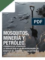 Mosquitos Mineria y Petroleo