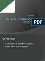 Sem-02 El Plan y Modelo de Negocio