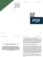 Declaracion de Principios PPD