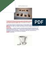 Metalurgia Inca