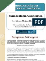 farmacologia colinrgica
