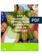 District Comprehensive Plan for Early Childhood and School-Based Mental Health Services (1)