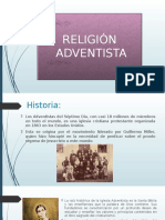 Religion Adventista